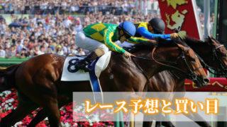 第64回 大阪杯(GⅠ)【予想・データ・買い目】