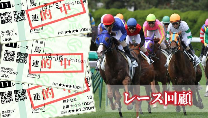 第15回 ヴィクトリアマイル(GⅠ)振り返り【的中馬券・レース回顧】