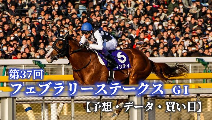 第37回 フェブラリーステークス(GⅠ)【予想・データ・買い目】